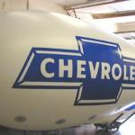 ZB-9 Kanatlı Zeplin Balon 6 mt