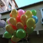 DUC-4 Uçan Metalik Balon