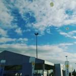 DUC-19 Uçan Jumbo Balon