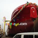 BS-3 Gemi Balon Süsleme