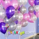 DUC-2 Uçan Metalik Balon