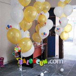 DGUC-8 Doğum Günü Uçan Balon Demeti