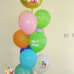 DGUC-15 Doğum Günü Uçan Balon Demeti
