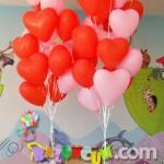 SVG9 Sevgi Mesajlı Uçan Balon