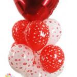 SVG12 Sevgi Mesajlı Uçan Balon