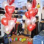 SVG14 Sevgi Mesajlı Uçan Balon