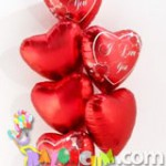 SVG15 I love Uçab Balon Demeti