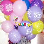 DGUC-6 Doğum Günü Uçan Balon Demeti