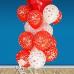 SVG5 Sevgi Mesajlı Uçan Balon