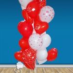 SVG6 Sevgi Mesajlı Uçan Balon