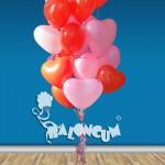 SVG7 Sevgi Mesajlı Uçan Balon