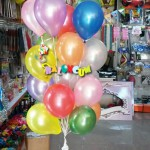 DGUC-3 Doğum Günü Uçan Balon Demeti