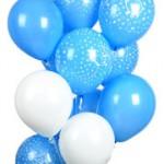 Yeni Doğan Uçan Balon Demeti