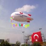 ZB-18 Kanatlı Zeplin Balon 5 mt