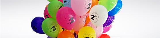 Doğum Günü Uçan Balonları
